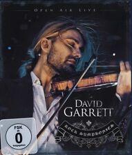 "DAVID GARRETT ""ROCK SINFONIEN OPEN AIR LIVE"" 2 BLU-RAY"