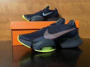Nike Air Zoom SuperRep 2 Training Sneakers Blue Mango Men's Size 10 CU6445-400