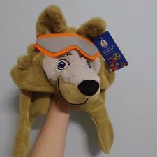 2018 FIFA WORLD CUP RUSSIA zabivaka official mascot hat souvenir wolf plush