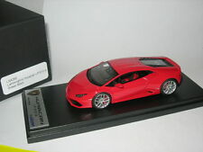 Look Smart 1:43 LS426E Lamborghini Huracán LP 610-4 Rojo Mars NEW