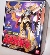 Bandai GD-03 DX REIDEEN GOD PHOENIX MIB 1997 diecast BRAND NEW IN BOX +free ship