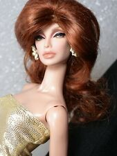 Monique Wig Destiny Size 4 Double-Red Fashion Royalty Revlon Silk Puki Puki
