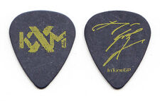 Kxm George Lynch Signature Black Guitar Pick - 2014 Tour Dokken