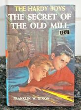 """Hardy Boys -""""The Secret of the Old Mill"""" #3 - 1960-70's printing - revised story"""