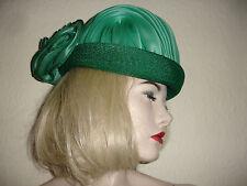 Victorian/Edwardian Straw Vintage Hats for Women