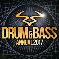 DRUM & BASS ANNUAL (2017) UK vinyl 2xLP album NEW/UNPLAYED RAM SPHERE