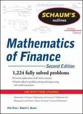 Schaum's Outline of  Mathematics of Finance, Second Edition (Schaum's Outline Se