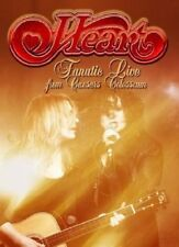 HEART - FANATIC LIVE FROM CAESARS COLOSSEUM  DVD NEW+