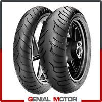 Pirelli Diablo Strada 1207017 1805517 Gomme Moto Pneumatici Radiali DOT 2019