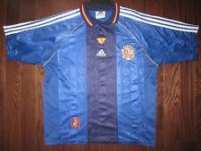 vintage SPAIN 1999-2000 away football shirt Adidas XL camiseta jersey España
