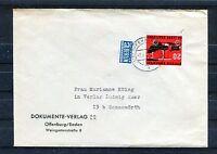 BRD Michel Nr. 211 auf Bedarfsbrief - b0562