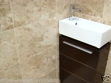 SAMPLE OF CAPPUCCINO POLISHED MARBLE FLOOR & WALL TILES