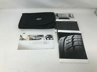 2013 Ford Fusion Owners Manual Handbook with Case OEM Z0A0663