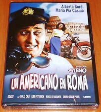 UN AMERICANO EN ROMA / UN AMERICANO DE ROMA Steno & Alberto Sordi Italiano Españ