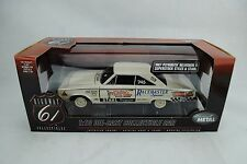 1:18 Highway 61 #50259 1967 PLYMOUTH BELEVEDERE 2 SUPERSTOCK STILES & STAHL OVP$