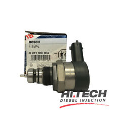 Hyundai  Kia Pressure Regulator Genuine Bosch 0281006037