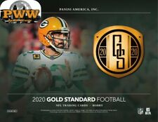 NEW ENGLAND PATRIOTS 2020 Panini Gold Standard Football Half Case Break #2