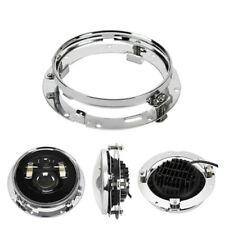 """7"""" LED Headlight Mounting Ring Bracket for Motorcycles 1994-2013 Touring Yamaha"""