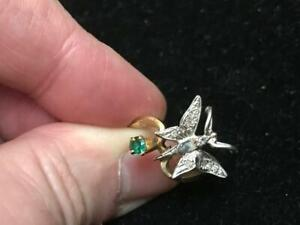 14KT Gold  Butterfly Ring