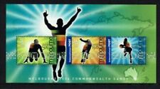 MINT 2006 MELBOURNE 2006 COMMONWEALTH GAMES STAMP MINI SHEET  MUH