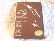 Genius A Night For Ray Charles Tribute Concert Dvd New Elton John Mary J. Blige