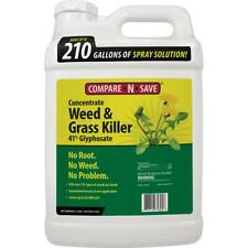 Compare-N-Save Concentrate Weed Grass Killer 2.5 Gal. 2 Hours-Rainproof