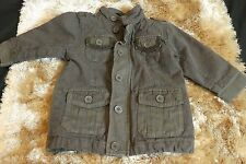 NEXT BOYS CORD STYLE JACKET AGE 12-18 MONTHS