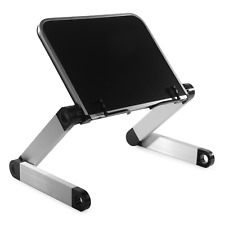 More details for adjustable book stand reading support for books, phone, laptop & tablet pukkr