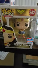 Funko Pop! #242 Wonder Woman 2018 Comic Con Exclusive