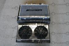 MISHIMOTO Radiator+Fan Shroud for 95-98 240SX KA S14
