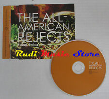 CD Singolo THE ALL AMERICAN REJECTS Swing 2003 eu PROMO DOGHOUSE (S2) mc dvd