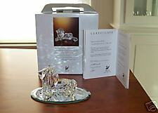 Swarovski Lion 1995 SCS Members Inspiration Africa