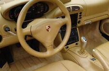 Set Reposición Color Piel spallina Porsche Savanna Beige 911 Cayenne Cabrio 986
