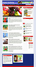 Organic Gardening For Health Website With Affiliate Options Amp New Domain