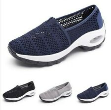 New Fashion Women Low Top Sports Sneakers Running Fitness Shoes Summer Loafers B
