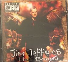 NEW! Hell Bound: Live At The Comedy Store CD by Jim Jefferies RARE & OOP!
