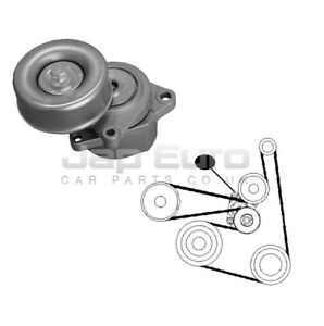 Fits Nissan Serena C24 2.0i 99-04 Auxiliary Fan Belt Tensioner Idler Pulley