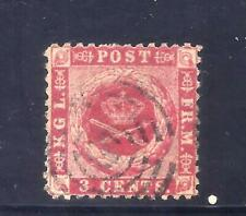 US Stamps - DWI #3 - USED - 3 cent Coat Of Arms Issue - CV $275