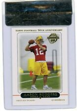 Aaron Rodgers 2005 Topps RC #431 BGS Raw Grade 9