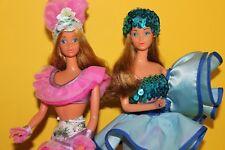 Barbie superstar p.j lot 80er Dream date 1982 & Rio-Dancer 1985