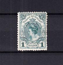 Nederland 49 de Kroningsgulden van 1898 ongebruikt met de volle originele gom