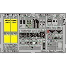 1:48 Kit Modelo B-17g - EDBIG 4873 Eduard Set 148 B17g Revell