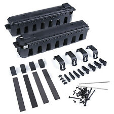 1/8 Electric Conversion Akku Hülle Battery Box Für HPI Savage Flux Nanda Redcat