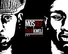 "025 Mos Def - Yasiin Bey Hip Hop Recording Artist Music 18""x14"" Poster"