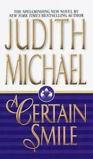 A Certain Smile by Judith Michael (2000, Paperback) ~VERY GOOD CONDITION~