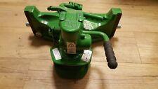 John Deere Anhängekupplung Zugmaul 865D W390mm 38er grün Rockinger