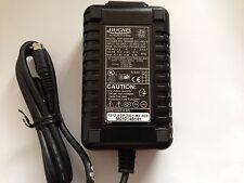 NEW HUGHES ADP-2001-M3 POWER ADAPTER 8 PIN MINI DIN 5V 1.65A 12V 0.35A 21V 0.38A