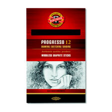 Koh-I-Noor Progresso Woodless Graphite Pencil 8911 HB