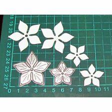 Flower Metal Cutting Dies Stencil DIY Album Stamp Paper Embossing Crafts Decor