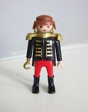 PLAYMOBIL (A4214) PIRATES - Capitaine Crochet du Bateau 3053